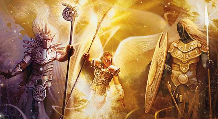 Teogonia I : la nascita degli dèi