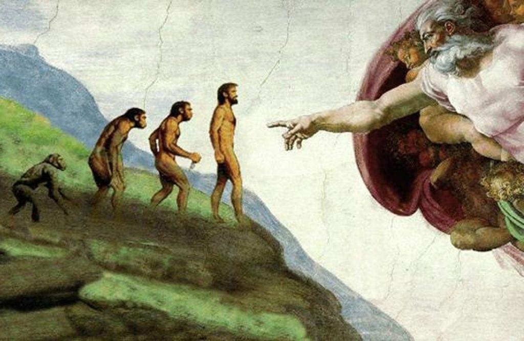 Sofismi cattolici sull'evoluzionismo
