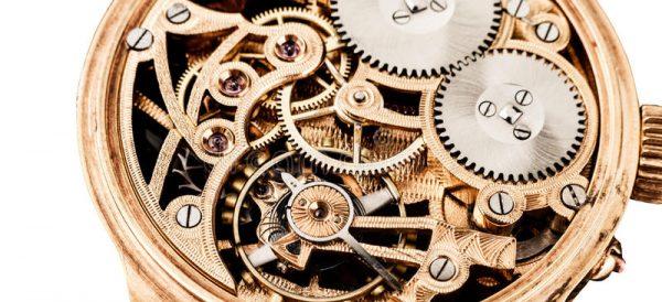 meccanismo orologio