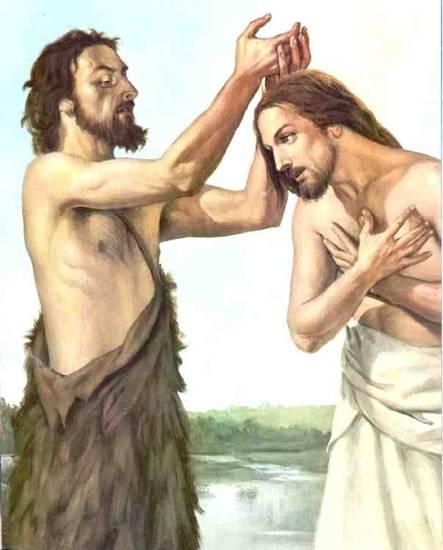 battesimo di Gesù Immacolata concezione