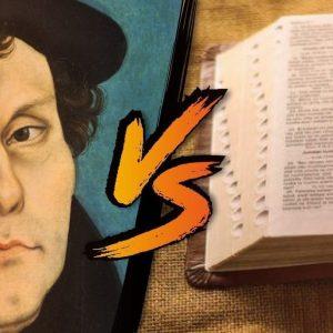 Bibbia VS Lutero