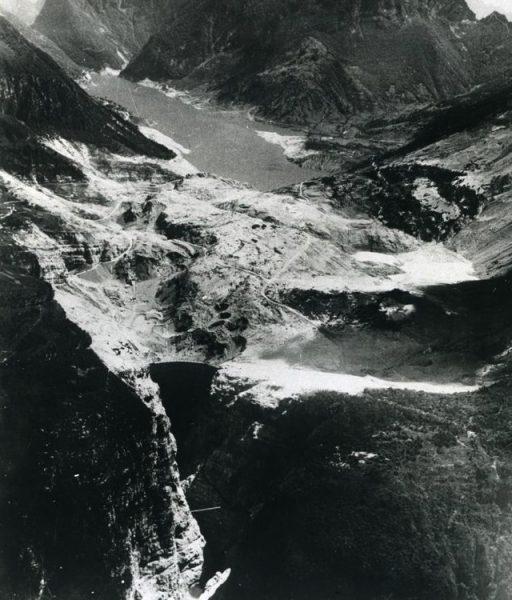 Biografia: La valle del Vajont