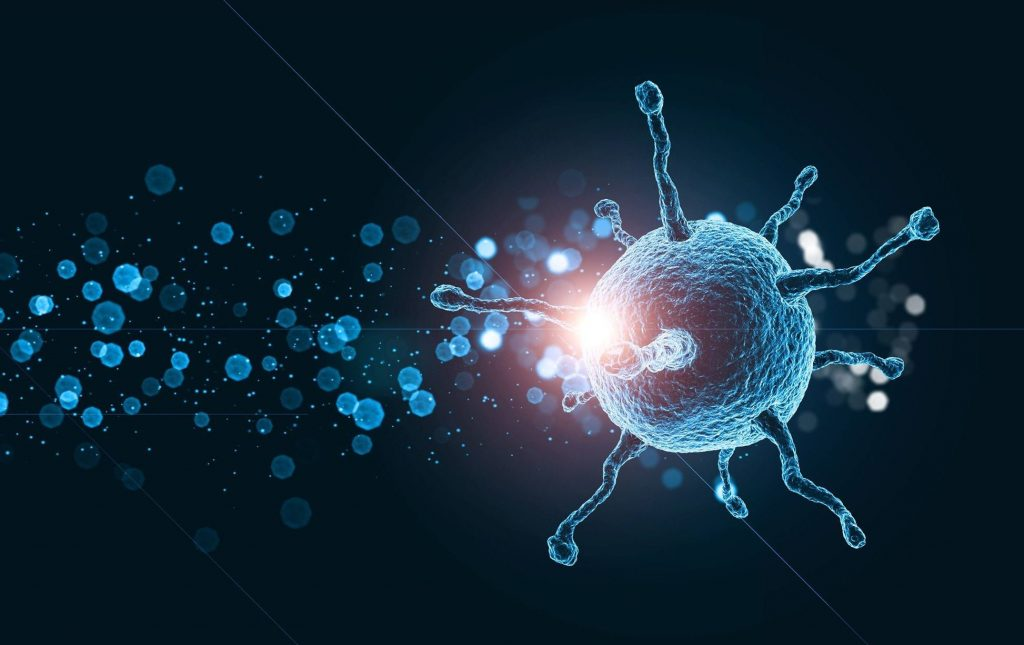 L'origine dei virus nella creazione mediata