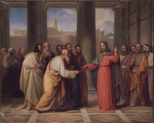 La Genesi spiegata da Gesù