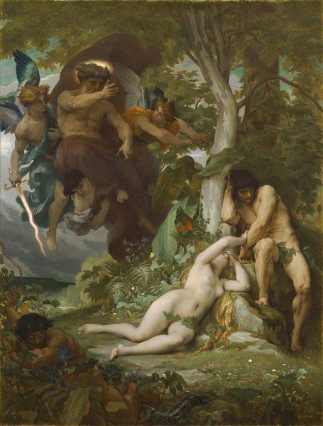Genesi, la cacciata dal paradiso