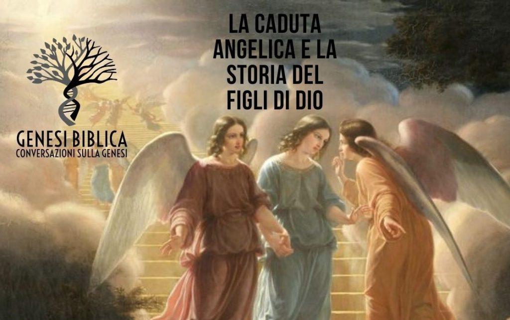 Conversazioni sulla Genesi – Ep 09, La caduta angelica e la storia dei Figli di Dio
