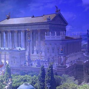 L'Impero che sposò la bellezza